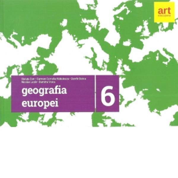 Geografia Europei clasa a VI a
