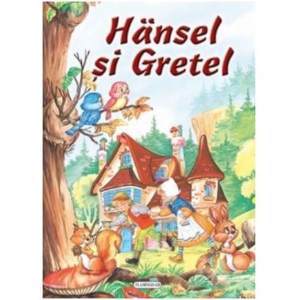 Hansel si Gretel - Arlechin