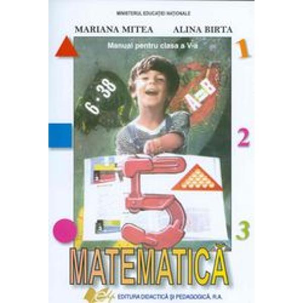 Matematica clasa a V-a