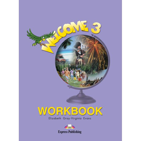 Caiet de activit&259;&355;i ce con&355;ine 6 module fiecare incluzând 3 unit&259;&355;i de înv&259;&355;are corespondente celor din manual &351;i are rolul de a ajuta la consolidarea structurilor prezentate în manual printr-o varietate de exerci&355;ii de tipul dialoguri alegeri multiple joc de rol extragerea de informa&355;ii dintr-un text pentru realizarea unei sarcini de lucru completarea spa&355;iilor punctate formularea de întreb&259;ri sau