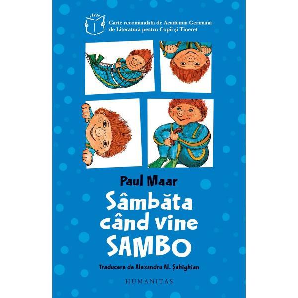Sambata cand vine Sambo editia 2017