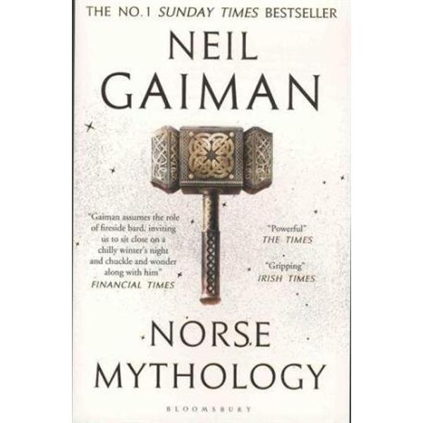 Norse Mythology Neil Haiman - B