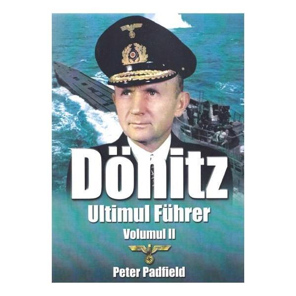 """Peter Padfield nascut in 1932 este un reputat autor de biografii si lucrari de istorie navala Preocuparile sale cu privire la istoria Germaniei s-au concretizat intr-o lucrare despre rivalitatea navala anglo-germana din perioada anterioara Primului Razboi Mondial """"Marea cursa a inarmarilor navale"""" De atunci Peter Padfield a scris trei ample biografii despre liderii celui de-al Treilea Reich – Hess si Himmler – si aceasta carte despre Marele Amiral Karl"""