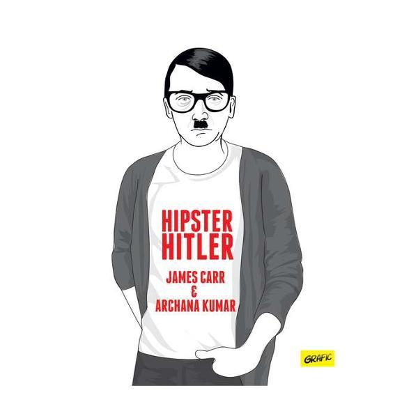 """Sarcasm jocuri de cuvinte &537;i mult umor negru sunt ingredientele ideale cu ajutorul c&259;rora James Carr &537;i Archane Kumar """"inventeaz&259;"""" un neverosimil personaj de band&259; desenat&259;Îl descoperim acum pe Hitler unul dintre cei mai detesta&539;i dictatori din istorie a&537;a cum nu ni l-am fi imaginat vreodat&259; în postura de hipsterArtist ratat pasionat de origami &537;i mâncare organic&259; nebun lamentabil"""