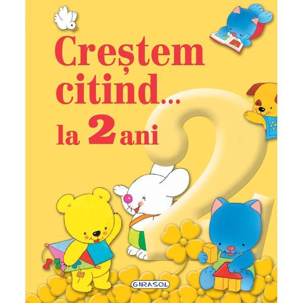 Crestem citind La 2 ani
