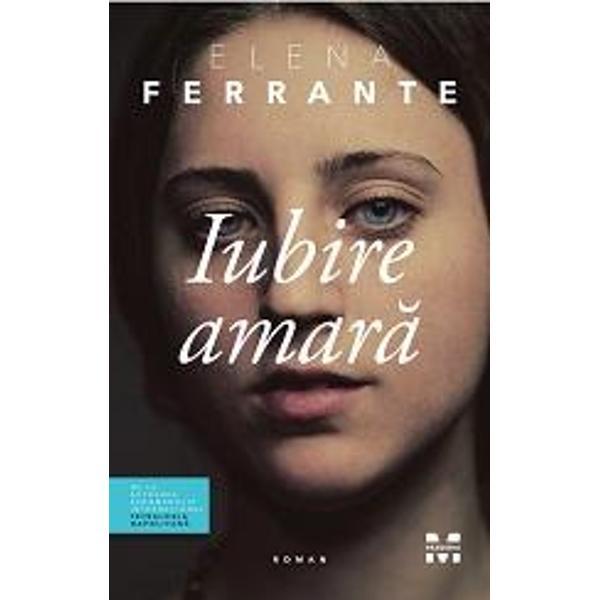 În Iubire amar&259; vocea Elenei Ferrante are o for&539;&259; nemaiîntâlnit&259;The New York TimesPlasat în Napoli romanul de debut al Elenei Ferrante spune o poveste despre mame &351;i fiice &351;i despre m&259;nunchiul complicat de minciuni emo&539;ii &351;i amintiri care le leag&259;În urma mor&539;ii premature &351;i misterioase a mamei sale Delia porne&351;te într-o c&259;l&259;torie