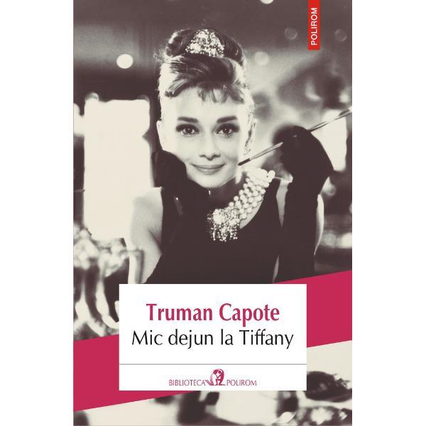 Cartea lui Truman Capote a cunoscut o ecranizare celebr&259; în 1961 cu Audrey Hepburn în rolul principalMic dejun la Tiffany este povestea unui scriitor care î&351;i aminte&351;te c&259; a cunoscut-o în urm&259; cu cincisprezece ani pe cînd st&259;tea într-un vechi apartament din New York pe Holly Golightly o fat&259; excentric&259; &351;i misterioas&259; care locuia