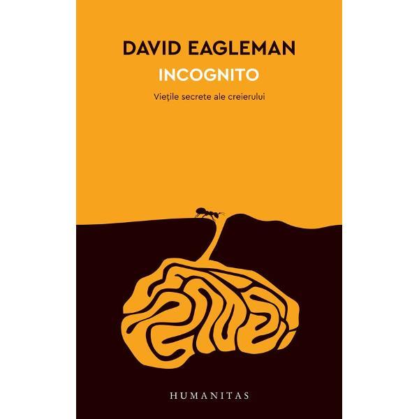 """Dac&259; mintea con&351;tient&259; reprezint&259; doar vârful aisbergului din ceea ce înseamn&259; activitatea cerebral&259; atunci cu ce se ocup&259; restul creierului uman &536;i cine pe cine conduce oare în tandemul om Specialistul în neuro&537;tiin&539;e David Eagleman plonjeaz&259; în adâncimile subcon&537;tientului omenesc care are o """"via&539;&259;"""