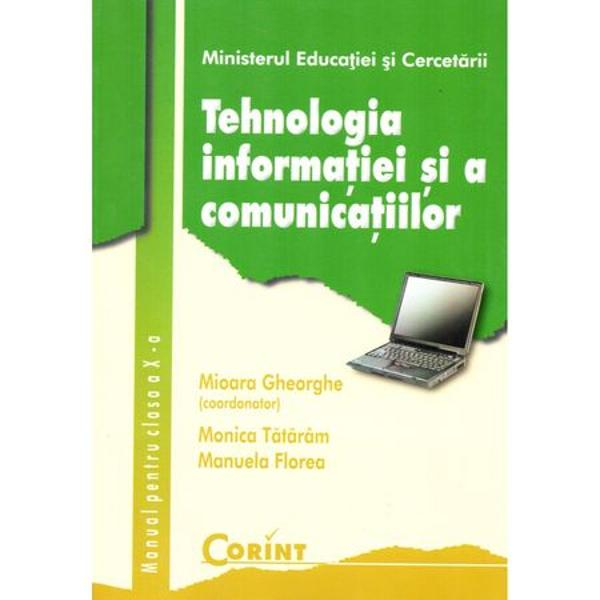 Tehnologia informatiei si comunicarii clsX ed2008