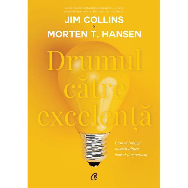Lucrarea de fa&539;&259; continu&259; seria c&259;r&539;ilor de succes scrise de Collins &537;i Hansen despre leadership &238;n afaceri &537;i performan&539;&259; pe termen lung De aceast&259; dat&259; autorii abordeaz&259; nu doar chestiunea performan&539;ei ci &537;i pe cea a mediilor instabile de afaceri cu care se confrunt&259; liderii ast&259;zi Pe baza a nou&259; ani de cercet&259;ri sus&539;inute de analize riguroase &537;i de uimitoare studii de caz cei doi