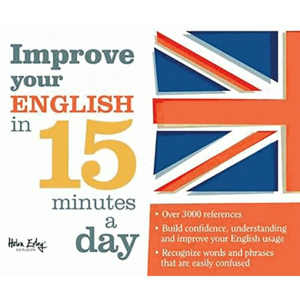 15 Mintes A Day - Improve Your English
