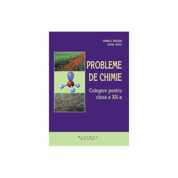 Probleme chimie XII - Mistral