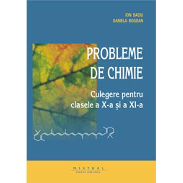 Probleme chimie X-XI - Mistral
