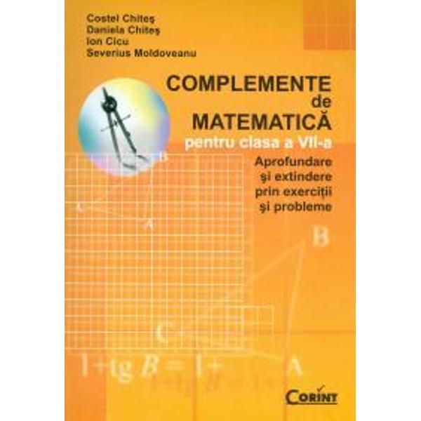 Complemente de matematica clsVII 2009