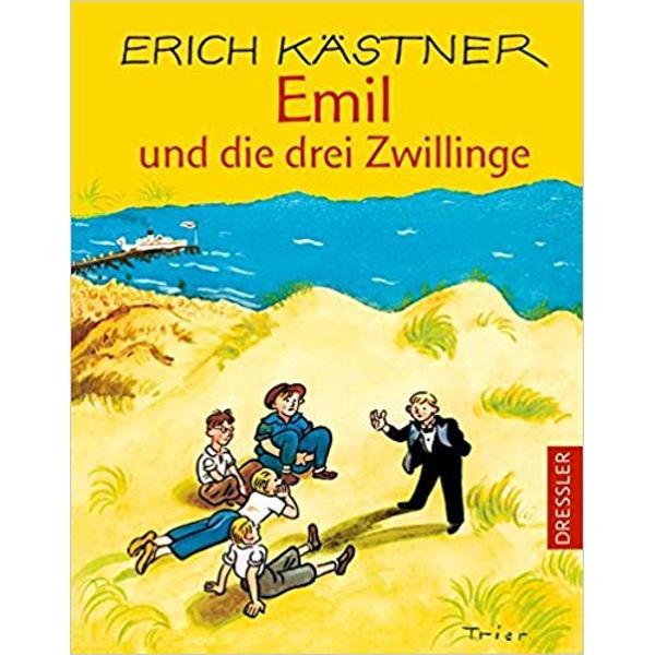 Emil und die drei Zwillinge Die zweite Geschichte von Emil und den De