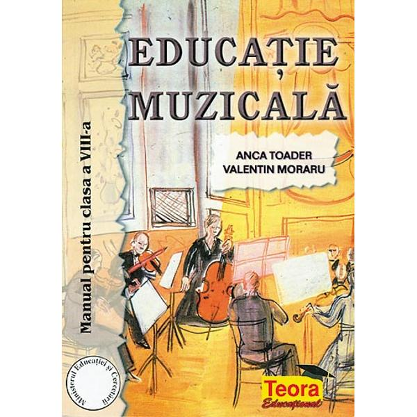 Muzica clasa VIII -Toader