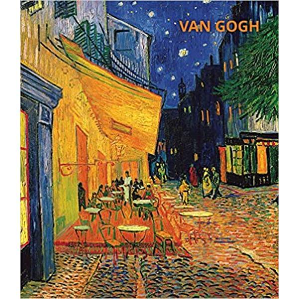 Van Gogh carte cu 12 postere