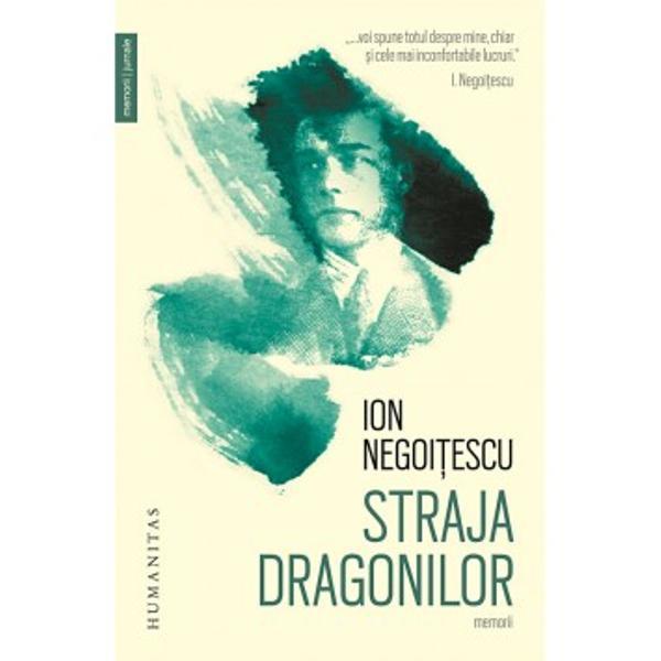 """""""Memoriile lui Ion Negoi&355;escu Autobiografia spunea el reprezint&259; unul dintre cazurile rarisime din literatura român&259; în care confesiunea este total&259; &351;ocant&259; frust&259; independent&259; de ideea unui auditoriu Scris&259; în exil &351;i pe patul de spitalem"""