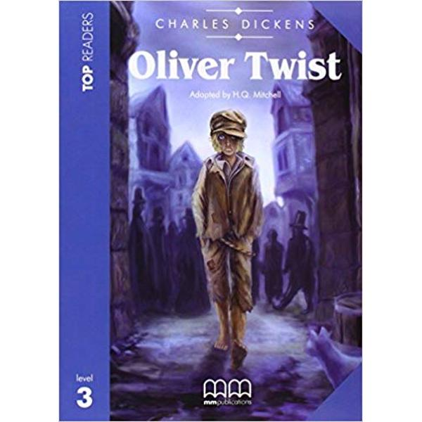 Oliver Twist students book  CD