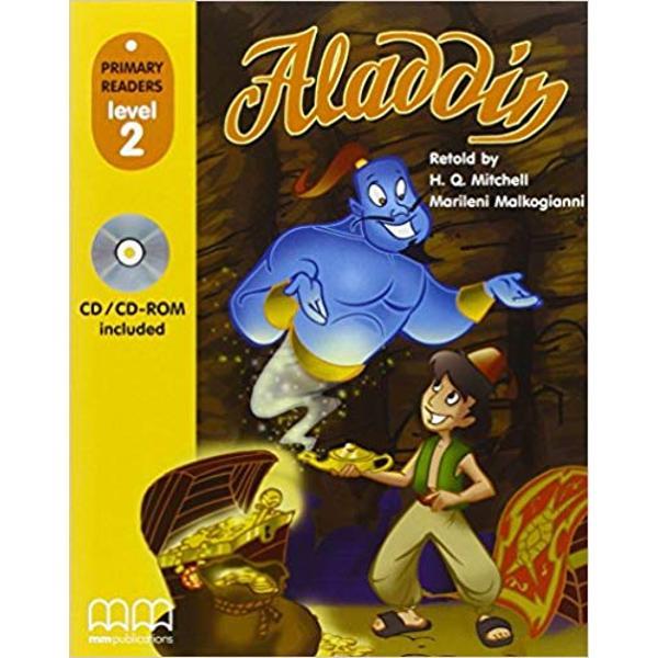 Aladdin Student Book  CD