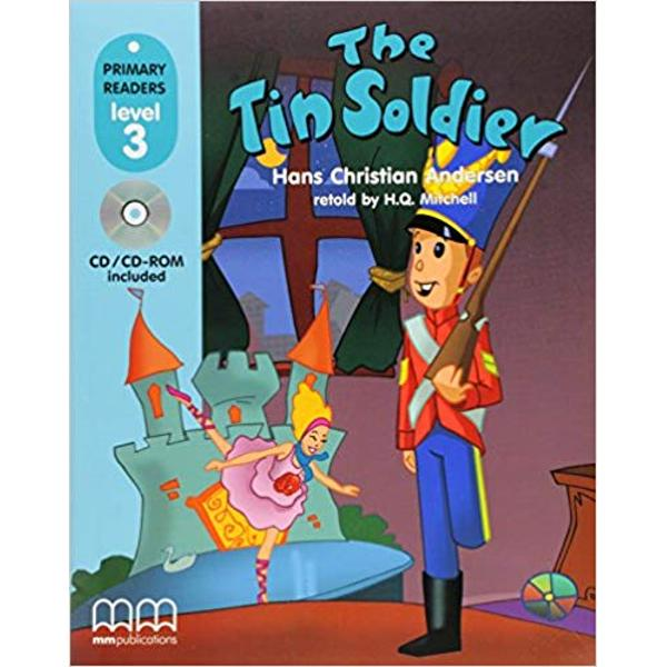 The Tin Soldier Student Book  CD
