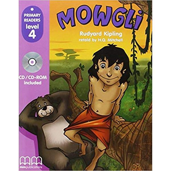 Mowgli Student Book  CD