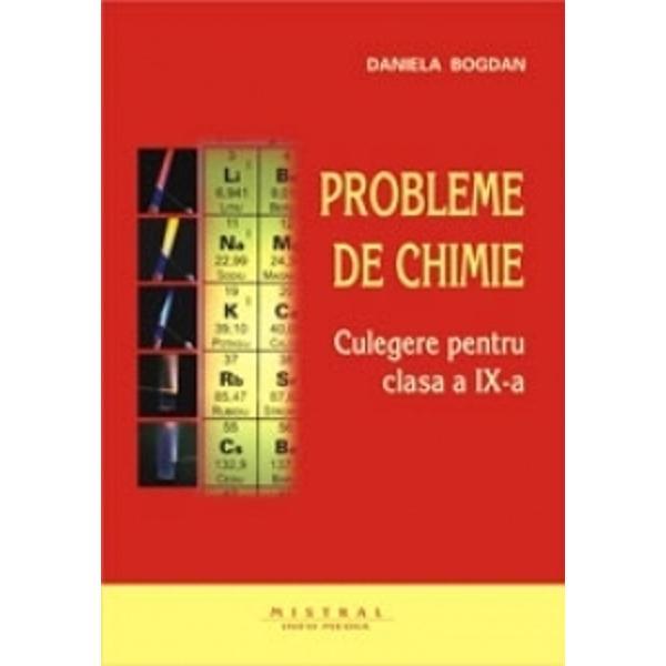 Probleme de chimie clasa IX -Mistral