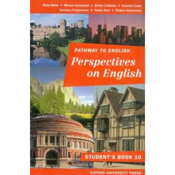 Perspectives on English -Student Book 10