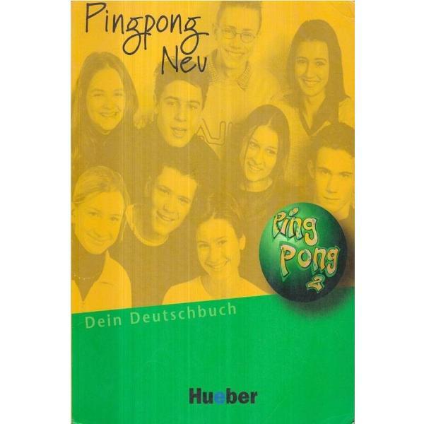 Ping Pingpong neu 2 Lehrbuch