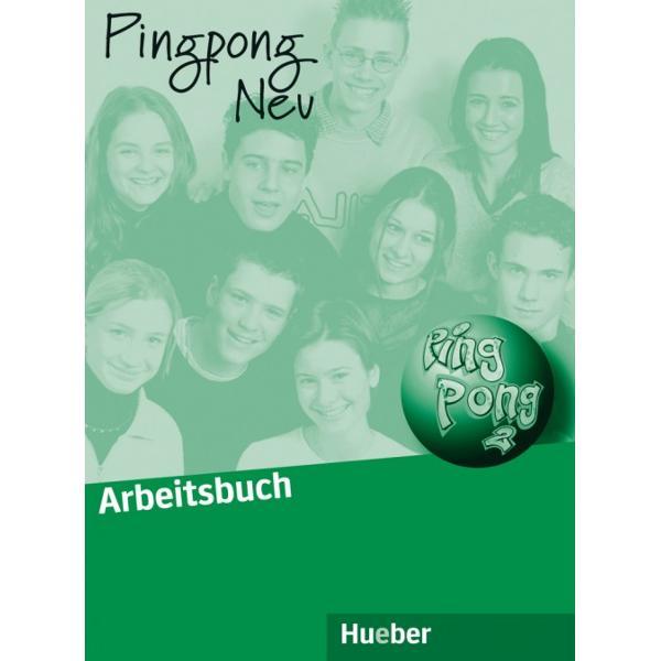 Pingpong Neu 2 -Arbeitsbuch