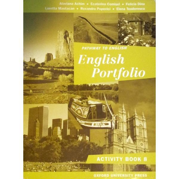 English Portfolio -Activity Book 8
