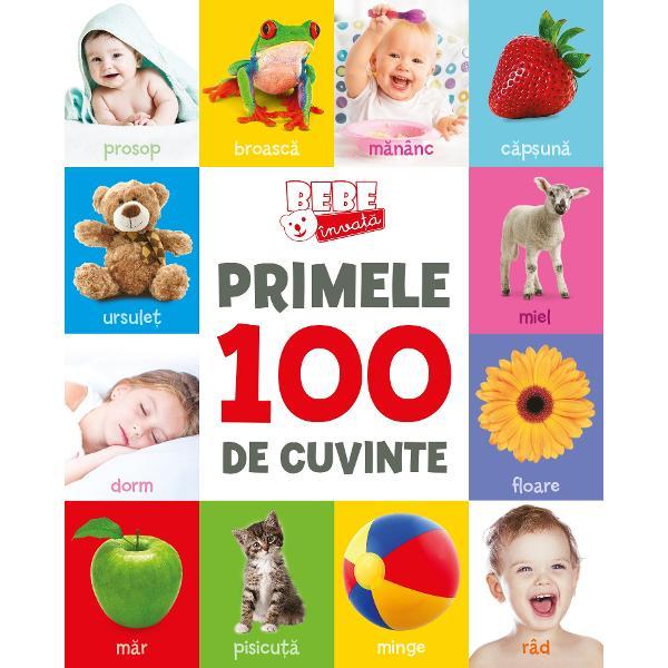 Primele 100 de cuvinte Bebe invata