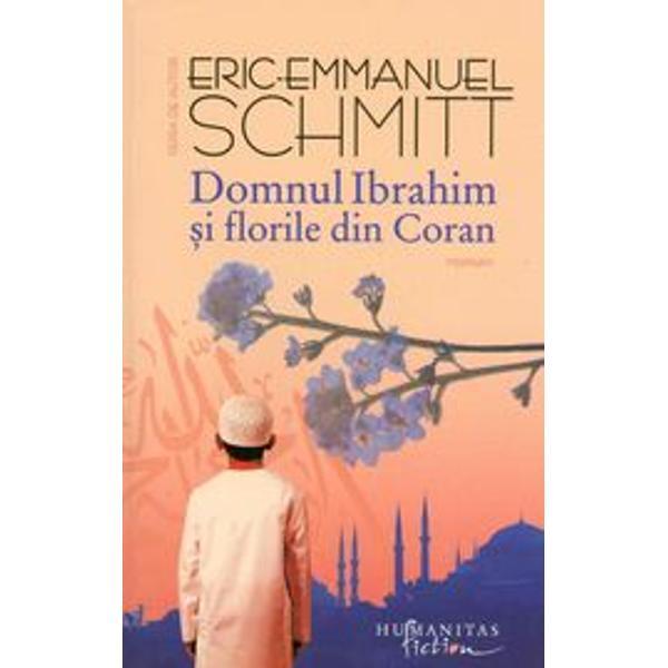 Domnul Ibrahim &351;i florile din Coran a fost adaptat pentru marele ecran &238;n 2003 filmul av&226;ndu-i &238;n distribu&355;ie pe Omar Sharif &351;i Isabelle Adjani Nominalizat&259; la Golden Globe pelicula a fost distins&259; cu Premiul C&233;sar &351;i Premiul Publicului la Festivalul de film de la Vene&355;iaParisul anilor 60 Cartierul evreiesc Moise un pu&351;ti singuratic p&259;r&259;sit de mam&259; locuie&351;te cu un tat&259; neurastenic &351;i
