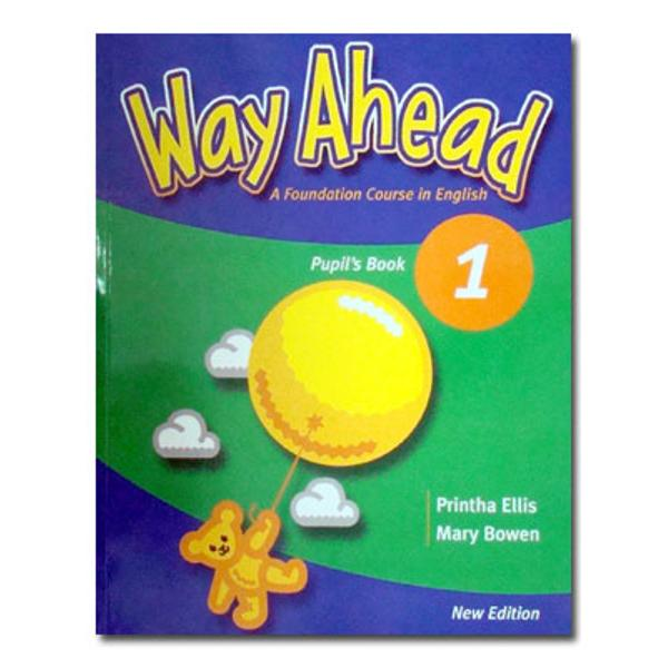 Way Ahead is an imaginative six-level course for primary school children who are learning English as a first foreign languageThe course is reading based with a strong communicative flavour The structure and functions of English are thaught through a variety of inviting child-centered activities