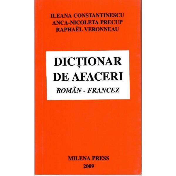 Dictionar de afaceri roman - francez
