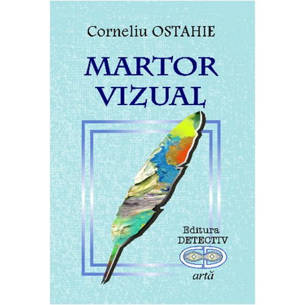 Joi 12 decembrie 2013 la Libr&259;ria &8220;Mihail Sadoveanu&8221; din Bucure&537;ti a avut loc lansarea volumului &8220;Martor vizual&8221; semnat de Corneliu Ostahie Cartea ap&259;rut&259; la Editura &8220;Detectiv&8221; cuprinde eseuri &537;i cronici plastice consacrate unor nume marcante din artele plastice rom&226;ne&537;ti contemporane Au vorbit despre Corneliu Ostahie &537;i despre noua sa apari&539;ie editorial&259; Firi&539;&259; Carp directorul Editurii