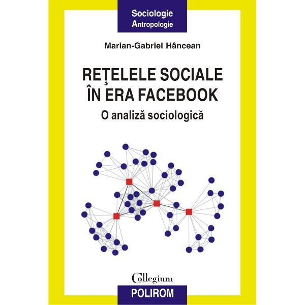 Analiza re&355;elelor sociale a devenit în ultimii ani una dintre preocup&259;rile principale ale sociologiei introducînd astfel o perspectiv&259; rela&355;ional&259; în studiul fenomenelor sociale Volumul pune la dispozi&355;ia cititorilor o sintez&259; a cercet&259;rilor actuale din acest domeniu prezentînd cadrul conceptual &351;i metodologic &351;i ariile de aplicabilitate ale analizei de re&355;ea social&259;