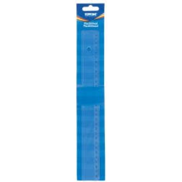 Rigla 16 cm plastic Toppoint