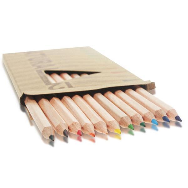 Creioane colorateSet creioane 12 CuloriDiametru grif 29mmNu sunt recomandate copiilorcu virsta sub 3 ani
