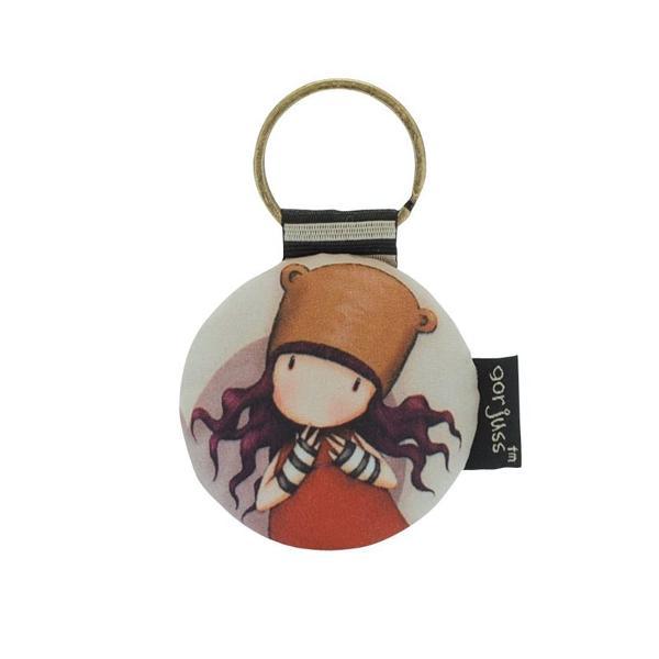 Gorjuss Breloc - Purrrrrfect Love Breloc Gorjuss un adorabil accesoriu pentru chei sau geantaimg alt