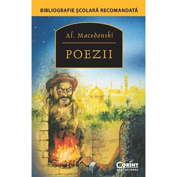 """Alexandru Macedonski 1854-1920 poet prozator drama&173;turg &351;i publicist fondatorul revistei &351;i cenaclului """"Literatorul"""" a fost precursor al simbolismului românesc &351;i teoretician al poeziei cu caracter social""""Al Macedonski este întâiul nostru poet modern prin triumful con&351;tiin&355;ei poeziei"""