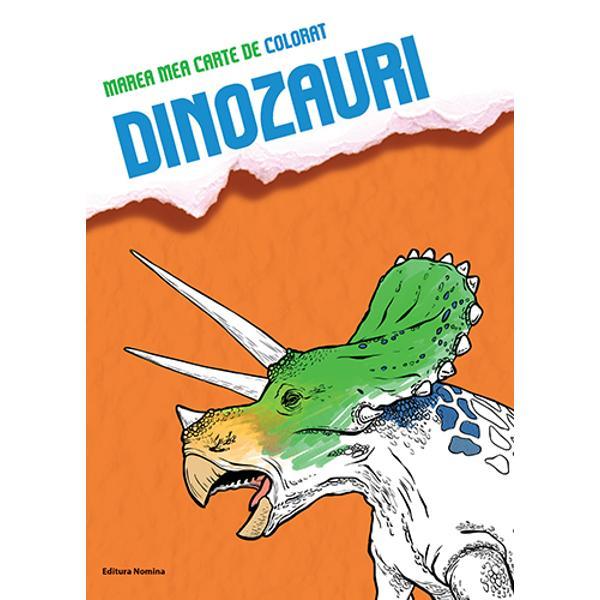 T-rex Stegosaurus &351;i DiplodocusAfla&355;i mai multe despre periculoasele &351;opârle din timpuri preistorice &351;i colora&355;i-leDistreaz&259;-te colorând &351;i descoperind informa&355;iile interesante din interiori
