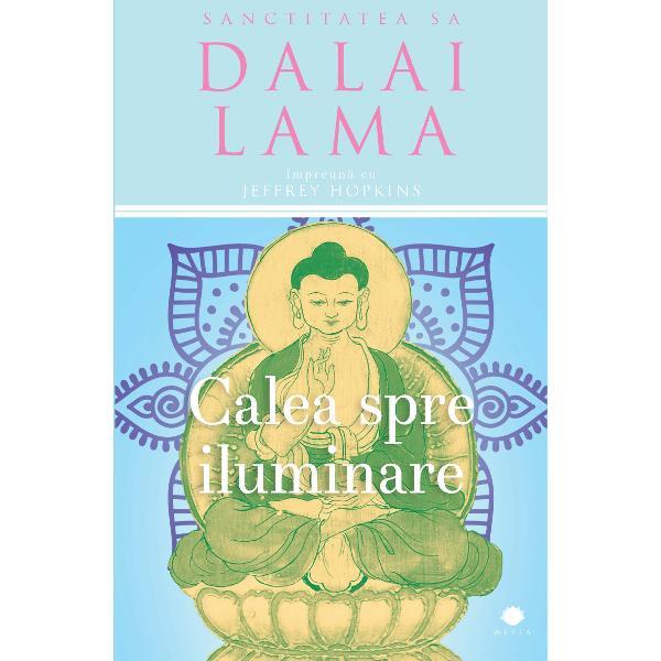 TENZIN GYATSO al 14-lea Dalai Lama este liderul spiritual al poporului tibetan S-a n&259;scut la 6 iulie 1935 &238;n Taktser un s&259;tuc din nord-estul Tibetului La v&226;rsta de doi ani a fost recunoscut drept re&238;ncarnarea predecesorului s&259;u al 13-lea Dalai Lama fiind prin urmare &238;ncarnarea lui Avalokiteshvara Buddha al Compasiunii La v&226;rsta de patru ani &351;i jum&259;tate a fost adus la Lhasa &351;i instalat pe tron &238;n calitate de &351;ef suprem