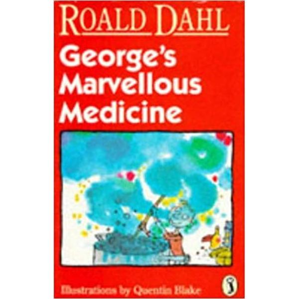 Georges Marvellous Medicine - Roald DahlEditie in limba engleza