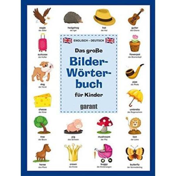 Bildworterbuch fur Kinder - EnglischD