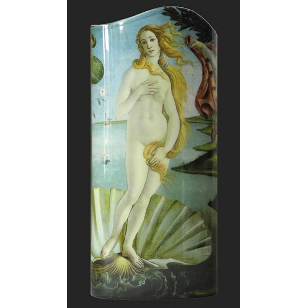Vaza Portelan Botticelli Nasterea Lui VenusInaltime 23cm diametrul 10 cmMarca Parrastone