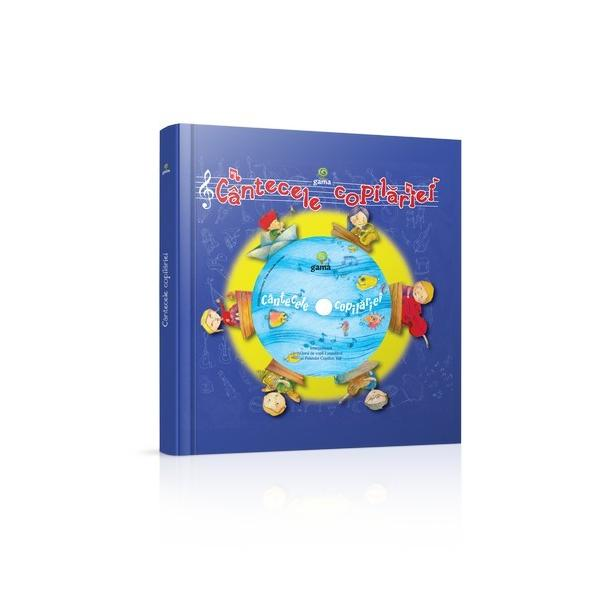 O carte de excep&539;ie care adun&259; laolalt&259; cele mai îndr&259;gite cântece pentru copii Versurile sunt înso&539;ite pe fiecare pagin&259; de ilustra&539;iile delicate ale Anc&259;i Sandu iar CD-ul con&539;ine 24 de cântece ritmate &537;i u&537;or de re&539;inutÎn p&259;durea cu alune; Alunelu; Podul de piatr&259;; Ceata lui Pi&539;igoi; Vine vine prim&259;vara; Înfloresc