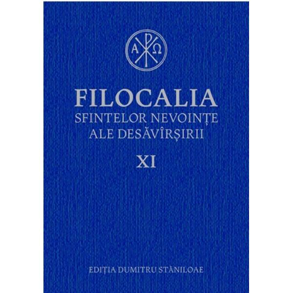 Filocalia XI editie cartonata