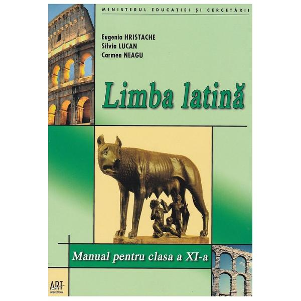 Limba latina clasa a XI a