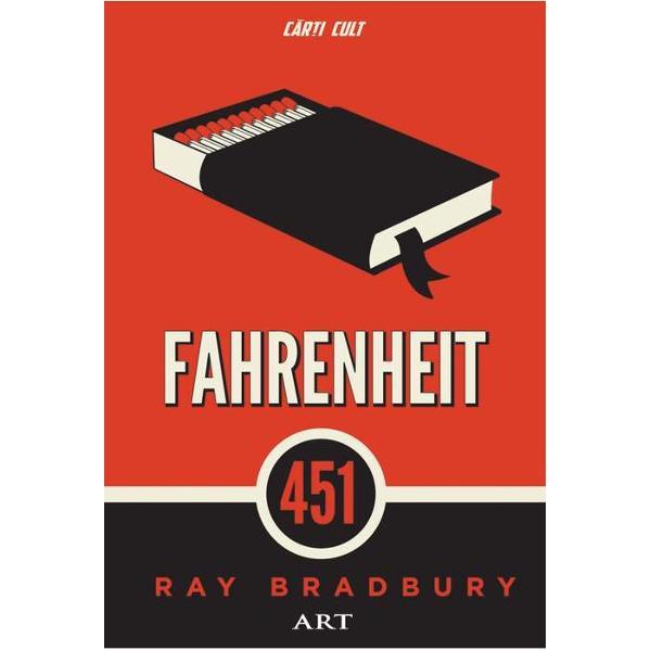 O poveste tulbur&259;toare &351;i poetic&259; Fahrenheit 451 este o parabol&259; a unei societ&259;&355;i în care valorile pe care le cunoa&351;tem au fost r&259;sturnate în care statul interzice cititul &351;i legifereaz&259; arderea c&259;r&355;ilor Cet&259;&355;enii acestei lumi distopice tr&259;iesc într-o indiferen&355;&259; indus&259; de droguri &351;i de mass-mediaUnul dintre ei este Guy Montag El are o sarcin&259; simpl&259;